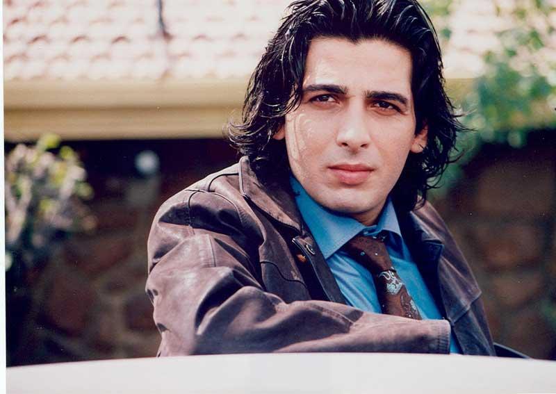 حمید گودرزی در فیلم انعکاس