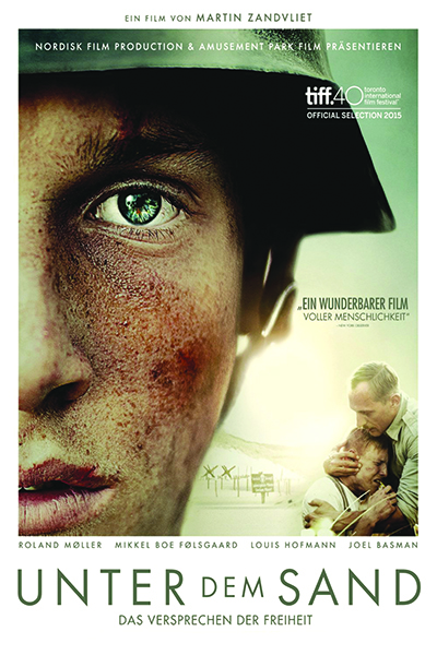 Land of Mine - Poster