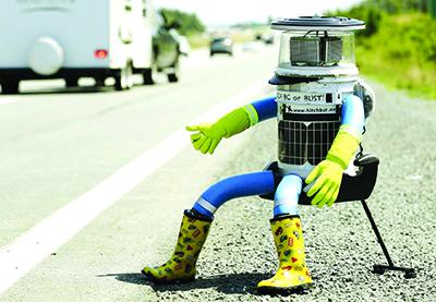 هیچبات، ربات هیچهایکر کانادایی