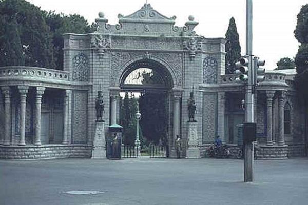 دروازه کاخ مرمر