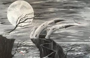 داستان کوتاه شب مرداب ایتالو کالوینو